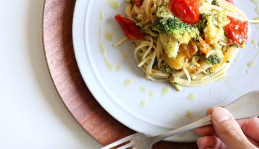 【絶品!】ブロッコリーとトマトのオイルパスタのレシピ