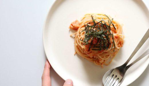 【混ぜるだけ!】明太キムチパスタのレシピ