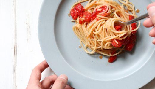 【絶品!】ミニトマトとケッパーのオイルパスタ