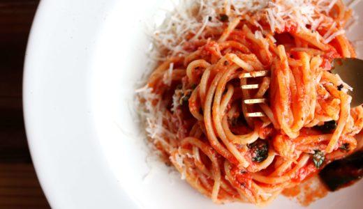【超簡単!】トマトジュースパスタのレシピ