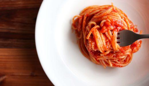 【超簡単!】トマトとにんにくのパスタのレシピ