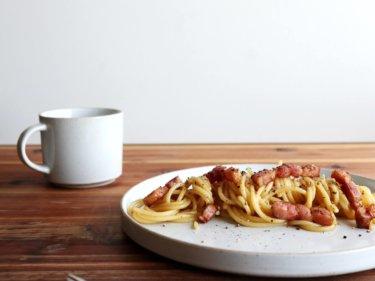 【簡単なのにプロの味!】濃厚カルボナーラのレシピ
