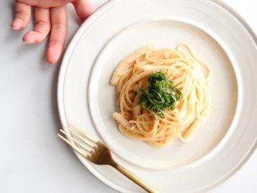 【絶品!】アオリイカと明太子のパスタのレシピ