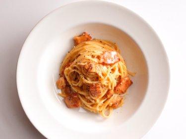 【簡単なのに本格的!】濃厚カルボナーラのレシピ