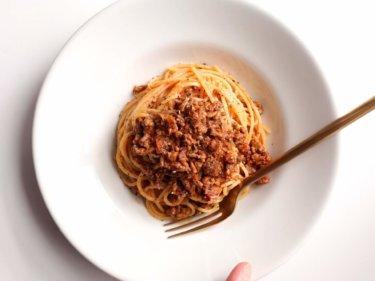【簡単アレンジ!】カレーボロネーゼのレシピ
