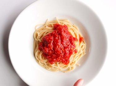 【世界一簡単!】万能トマトソースのレシピ