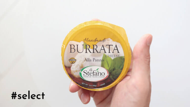 ブラータチーズ